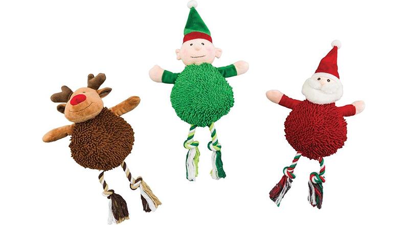 10 Weihnachten Hundespielzeug, die wir absolut lieben