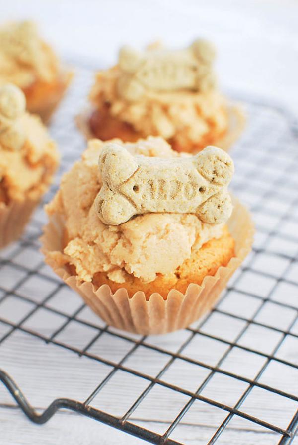 10 Hunde-Cupcake-Rezepte, die Ihr Welpe lieben wird