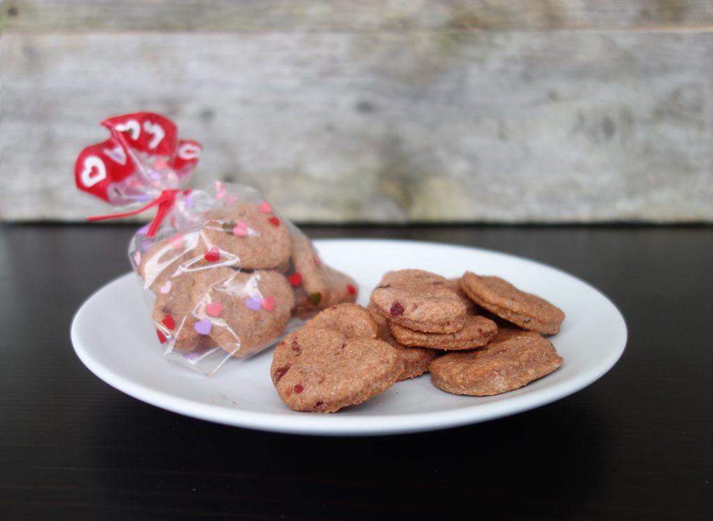 Hausgemachte Leckereien zum Valentinstag - einfach, gesund und lustig