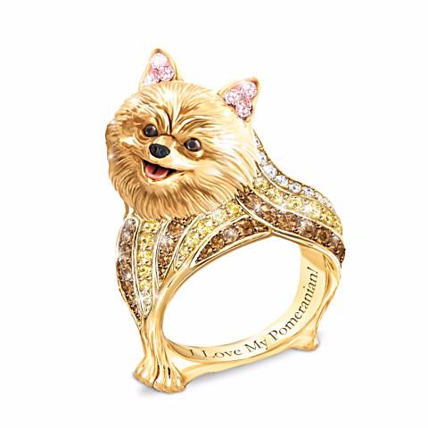 Pomeranian Gifts - 10 beste Geschenke für Pomeranian Liebhaber