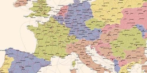 Europäische Hundenamen