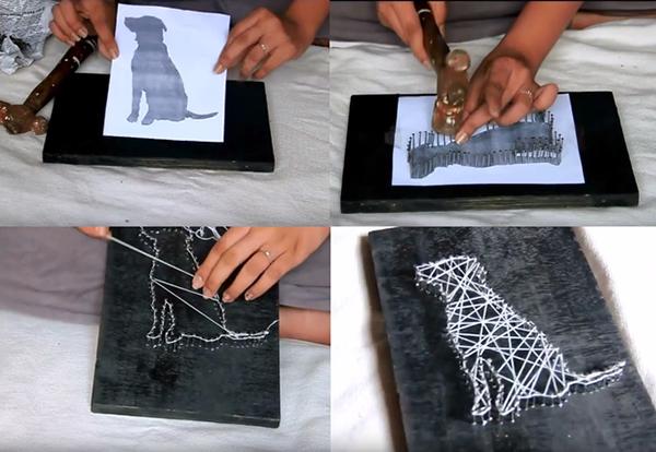 10 Dog Crafts-Projekte, die einfacher sind, als Sie denken